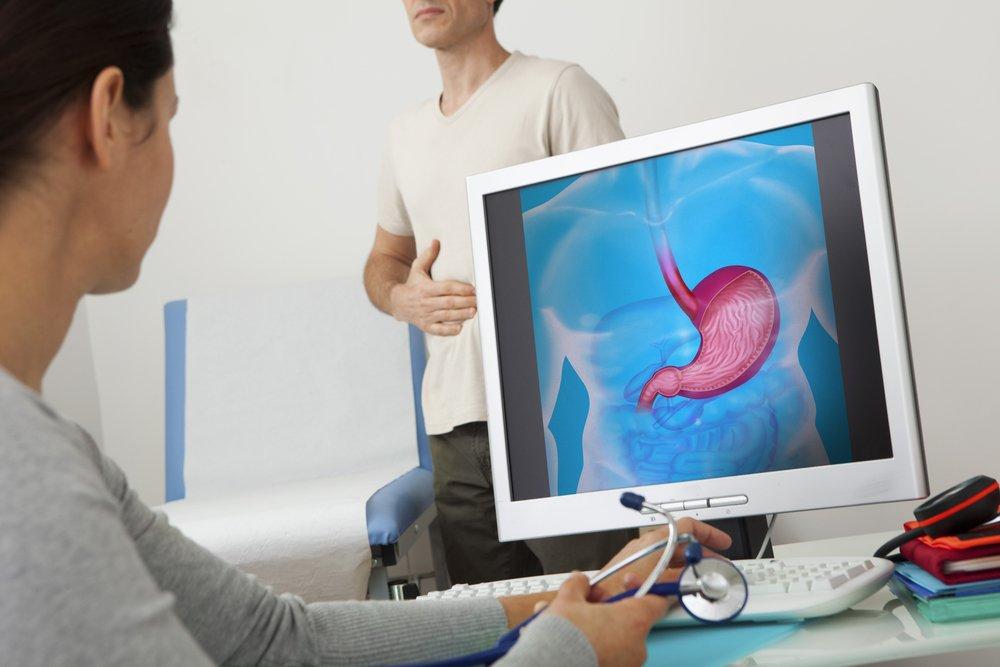 Причины, признаки и симптомы, как лечить язву желудка?