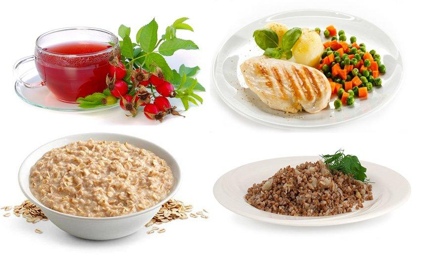 3 лечебных продукта при язве желудка