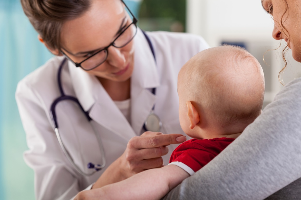 Причины и симптомы экземы у детей