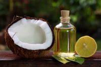 1592 Кокосовое масло от целлюлита