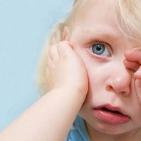 22362 Халязион на глазу у детей (ребенка)