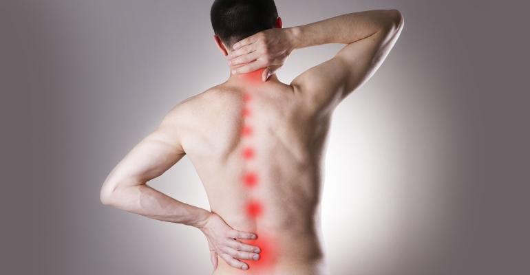 Причины и симптомы хондроза