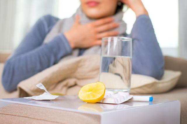 22904 Лечение фарингита в домашних условиях