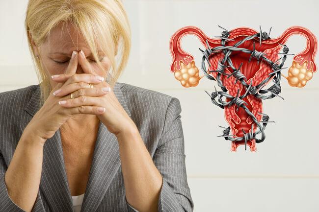 22994 Причины и симптомы фибромы